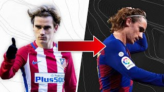 What the hell is happening to Antoine Griezmann (again)? | Oh My Goal