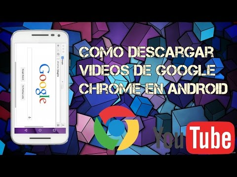 Como descargar videos de Facebook desde Google Chrome en ANDROID