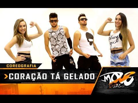 Coração Tá gelado - Dennis Feat. Mc Th - Coreografia - Move Dance Brasil