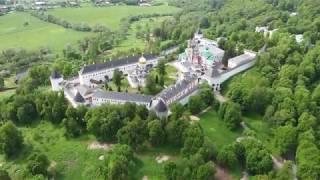 Саввино-Сторожевский монастырь (Московская область, Звенигород), июнь 2020.