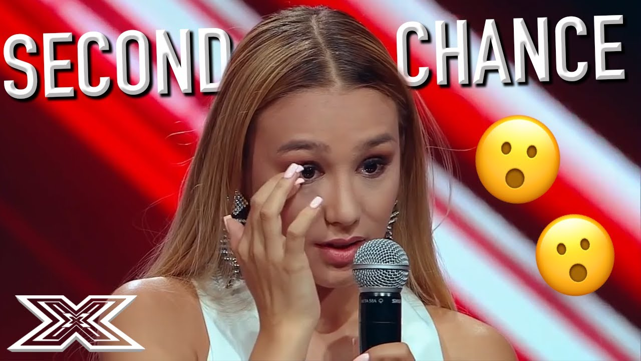 17 Year Old X Factor Contestant Gets A SECOND CHANCE | X Factor Global