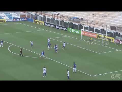 Água Santa 1x2 Avaí Copa São Paulo de futebol Júnior 2020
