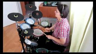 I Know You Know - Friendly Indians, Theme Song of Psych (Drumcover)