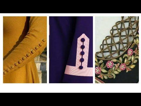 Arm designs#baaju designs#sleeves design#Designer baju suits