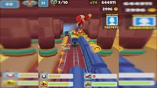 Game Android #1108 Subway Surfers Cairo Android Gameplay