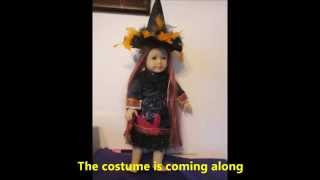 American Girl Halloween Witch Costume - Feathery Witch - Awesome Thumbnail