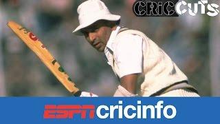 How Gavaskar dealt with fast Bowling | Cric Cuts