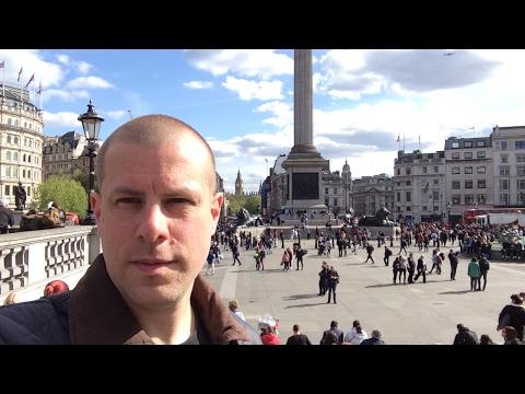 Live from London Trafalgar Square to Buckingham Palace