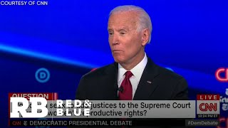 Democratic presidential candidates asked if they would pack the Supreme Court