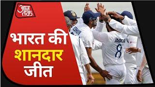 India Vs Australia 2nd Test Update: शानदार जीत के साथ सीरीज में Team India ने की बराबरी