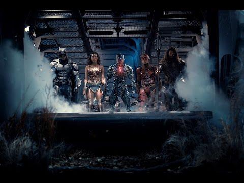 Liga da Justiça - Trailer Oficial 1 (leg) [HD]