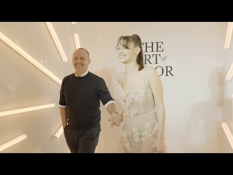 """DIOR, THE ART OF COLOR"" - Exhibition inauguration in Tokyo"