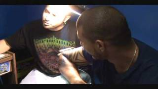 MIGUEL COTTO EN DRAGON FIRE TATTOO