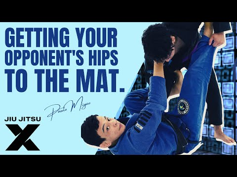 THE Berimbolo - Paulo Miyao - Getting Your Opponent's Hips To The Mat