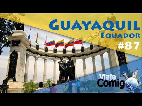 VIAJE COMIGO 87 | EQUADOR - QUITO E GUAYAQUIL | FAMÍLIA GOLDSCHMIDT