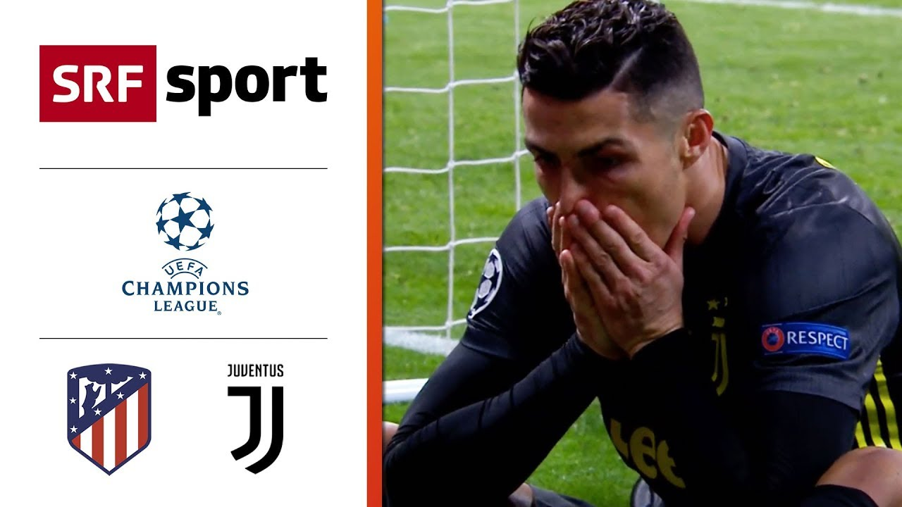Atletico Madrid - Juventus Turin 2:0 | Highlights - Champions League 2018/19