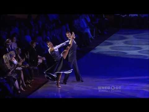 Mayo Alanen and Lisa Vogel (2009 AS Show Dance)