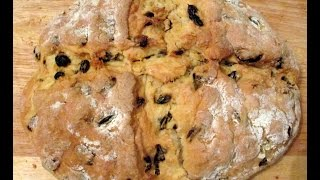 Irish Soda Bread Recipe With Buttermilk