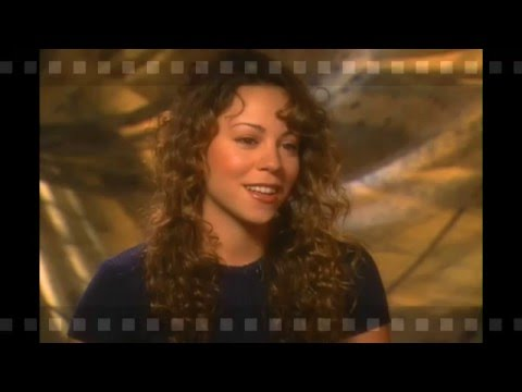 Mariah Carey-Old Interview from 1993