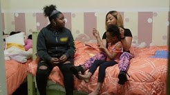 Erica Campbell Tries To Get Krista & Zaya To Work Out Their Differences