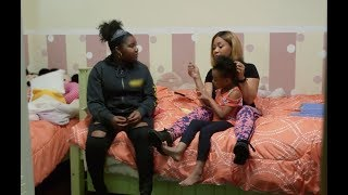 Erica Campbell Tries To Get Krista & Zaya To Work Out Their Differences YouTube Videos