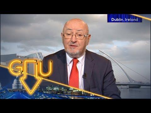 Sinn Fein's Caoimhghín Ó Caoláin: Will No-Deal Brexit Plunge Ireland Back into Violence?