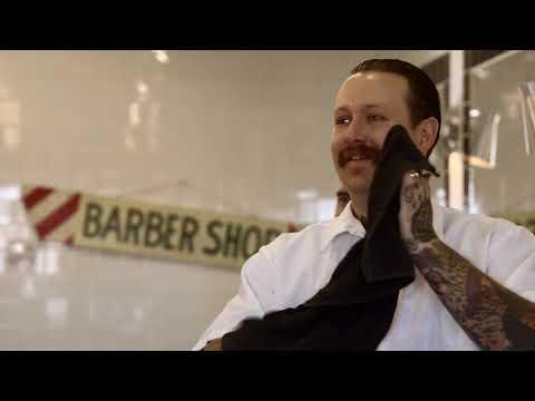 Uppercut Deluxe x Crows Nest Barbershop - Genesis, Part Two