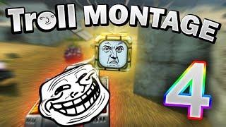 Tanki Online TROLL MONTAGE #4 By ali202LM