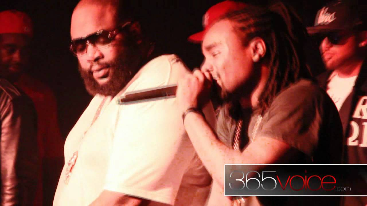 Download Rick Ross Birthday Party at Amnesia South Beach [365Voice.com]