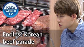 Endless Korean beef parade [Boss in the Mirror/ENG/2020.08.20]