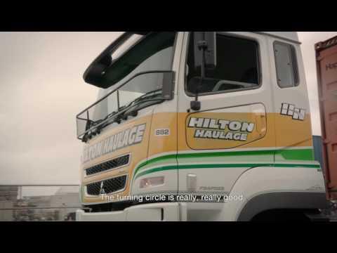 Fuso HD FS3147 Tractor – Hilton Haulage