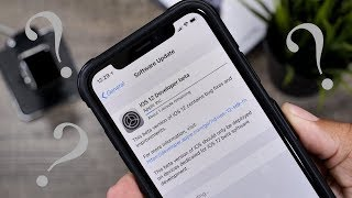 How to Get iOS 12!
