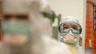Ebola Found In Survivor's Eye Months After Treatment