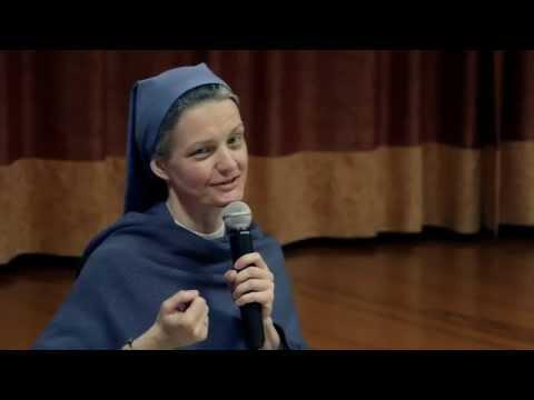 Szczęśliwi rodzice, szczęśliwe dzieci - siostra Anna Maria Pudełko