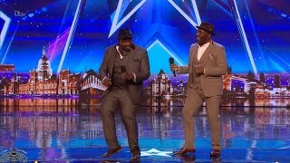 Britain's Got Talent 2018 The Ratpackers Full Audition S12E03