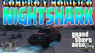 ME COMPRO EL HVY NIGHTSHARK GTA ONLINE