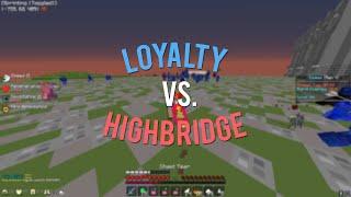 Lunar Map 4 l Loyalty vs. Highbridge (BARD POV)