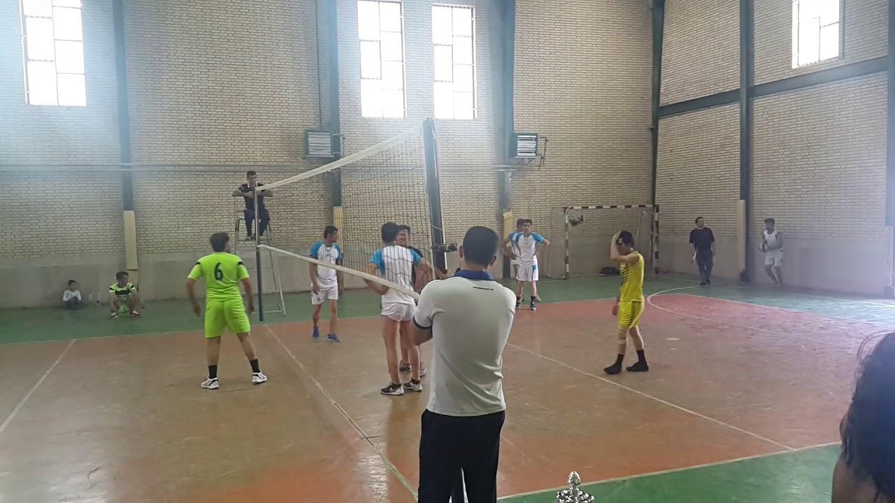 تورونمنت والیبال جام رمضان مهاجرین افغانستان موقیم کشورایران تهران اسلامشهر تیم عقابان باجگاه