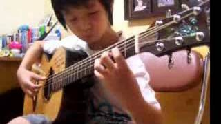 (Procol Harum) A Whiter Shade Of Pale - Sungha Jung