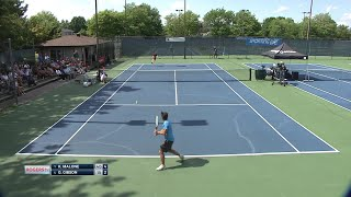 2018 Phil Leblanc Memorial Tournament Tennis - Men