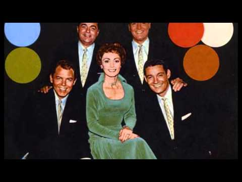 The Modernaires with Paula Kelly - Alley Cat (1965 vocal cover of Bent Fabric classic)