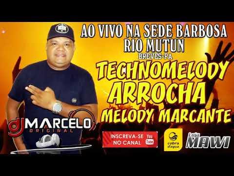 DJ MARCELO ORIGINAL AO VIO NA SEDE BARBOSA RIO MUTUN