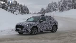 2019 Audi Q3 Spy Video