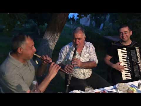 Gugo Meliqyan(klarnet)Ashot Khangeldyan(duduk)Vardan Karapetyan Akkordeon 💣 💥 Nor Katarum 2019