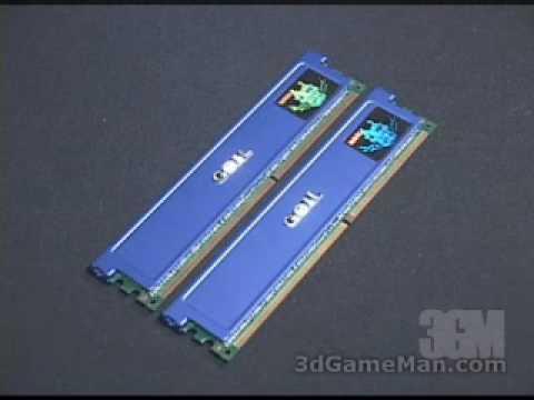 #425 - GeIL Value Dual Channel PC3200 400MHz DDR Memory