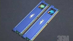 #425 - GeIL Value Dual Channel PC3200 400MHz DDR Memory
