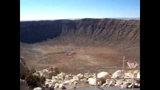 Barringer Meteorite Crater, Arizona