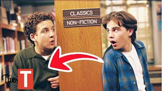 10 Mistakes In Boy Meets World Everyone Missed