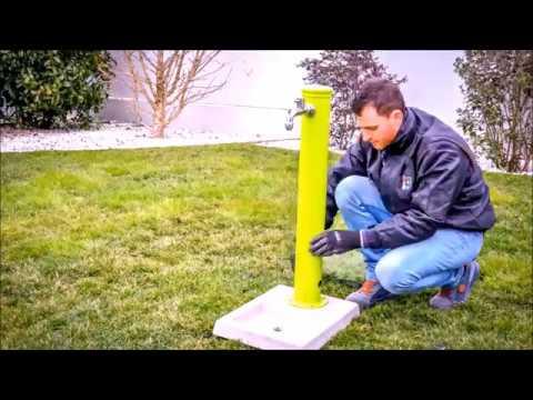Bortolato fontane da giardino youtube for Pompe per fontane da giardino