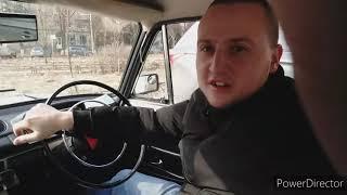 Мини тестдрайв  обзор на машину капейка советский автопром